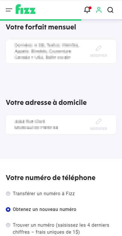 capture d'écran : choisissez un numéro de téléphone au hasard
